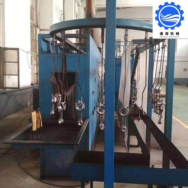 工业高压喷淋清洗机制造商 海南高压喷淋清洗机品质保证 通海机械