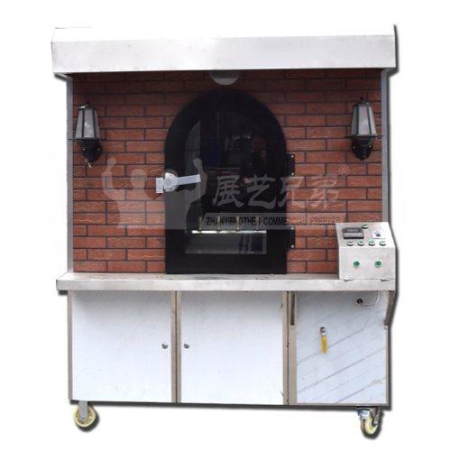 熟食店专用烤鸭设备 燃气烤鸭设备定做 展艺兄弟