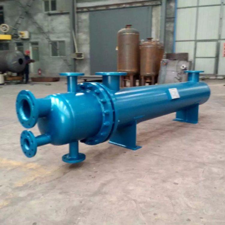 甘肃管壳式换热器定制 旭辉 管壳式换热器高效节能