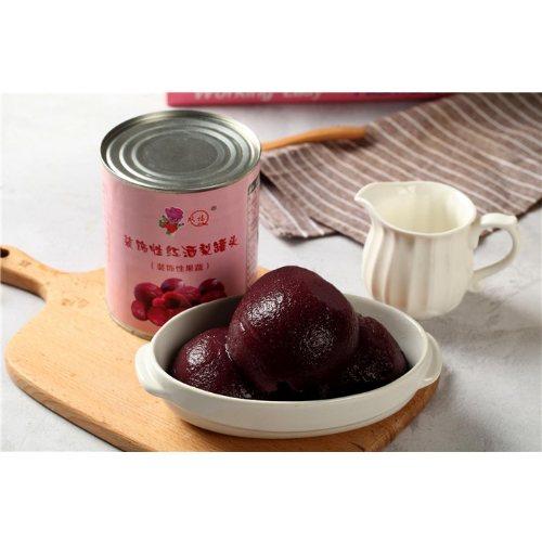 红酒梨罐头销售 红酒梨罐头经销商 青州双福