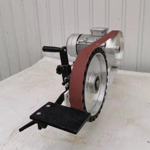 金属砂带机打磨机磨光机 两用砂带机 小型砂带机 打磨机磨光机