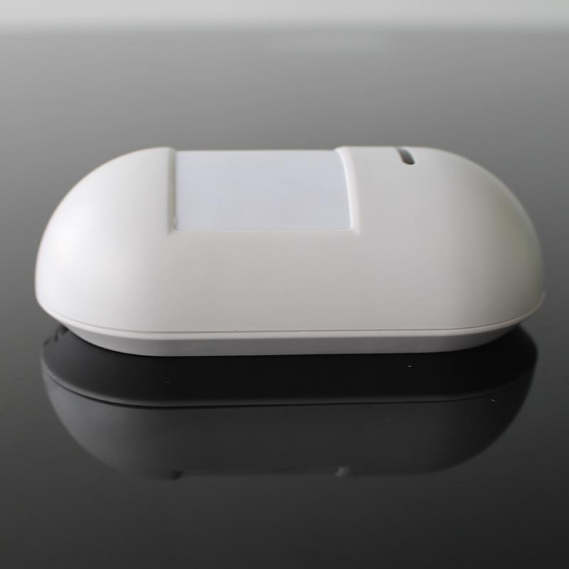 华智家招商加盟人体红外探测器RAFV8超低功耗ZigBee无线组网技术自动阀值调节技术自动温度补偿技术智能家居