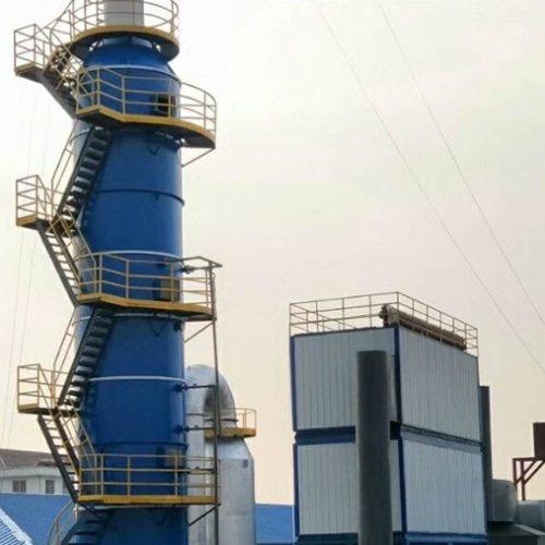 工业脱硫脱硝设备维修方法 湖北裕久隆 脱硫脱硝设备定制