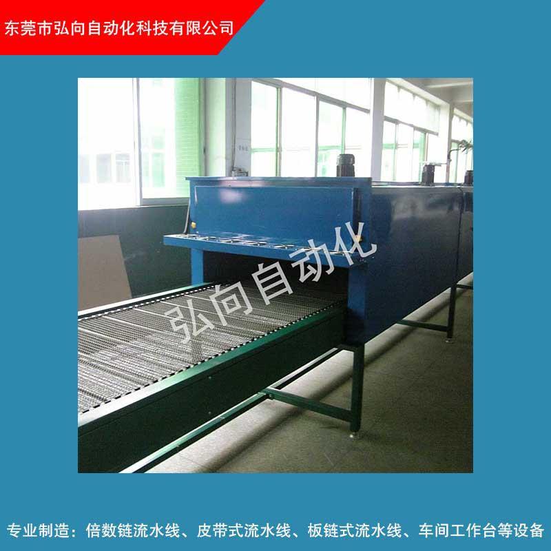 厂家供应 东莞隧道炉  隧道炉定制  工业烤炉 烘干设备