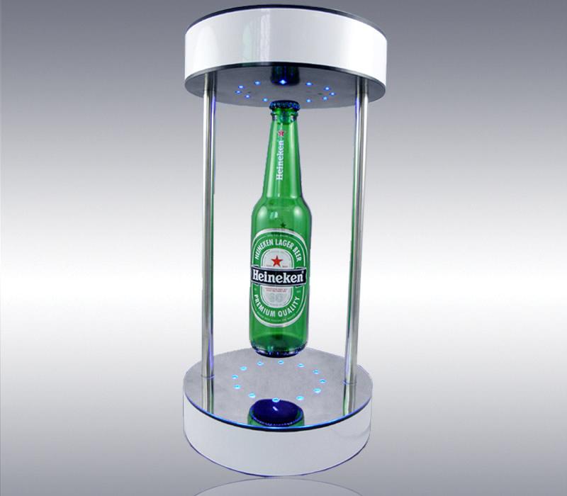磁悬浮啤酒广告