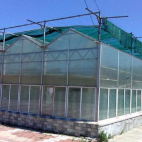日光温室建设 承建温室建设 汉威温室 新型温室