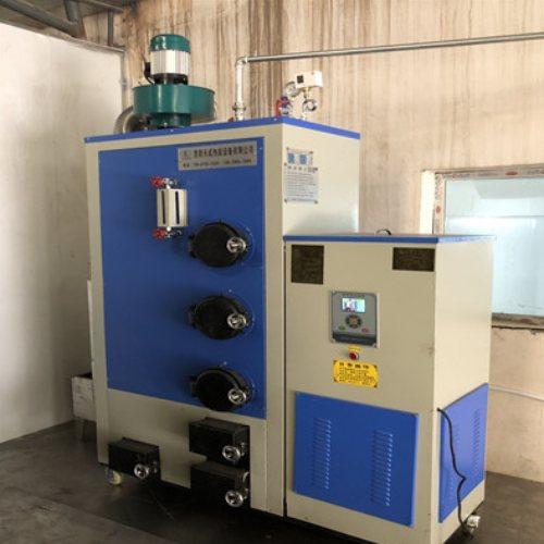 生物质蒸汽发生器安装 天成 200斤生物质蒸汽发生器