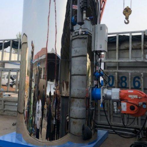 0.5t燃气蒸汽发生器产品介绍