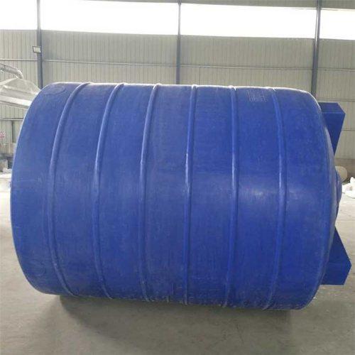富大容器 大型塑料加药箱价格 加药箱价格 10吨锥底塑料加药箱