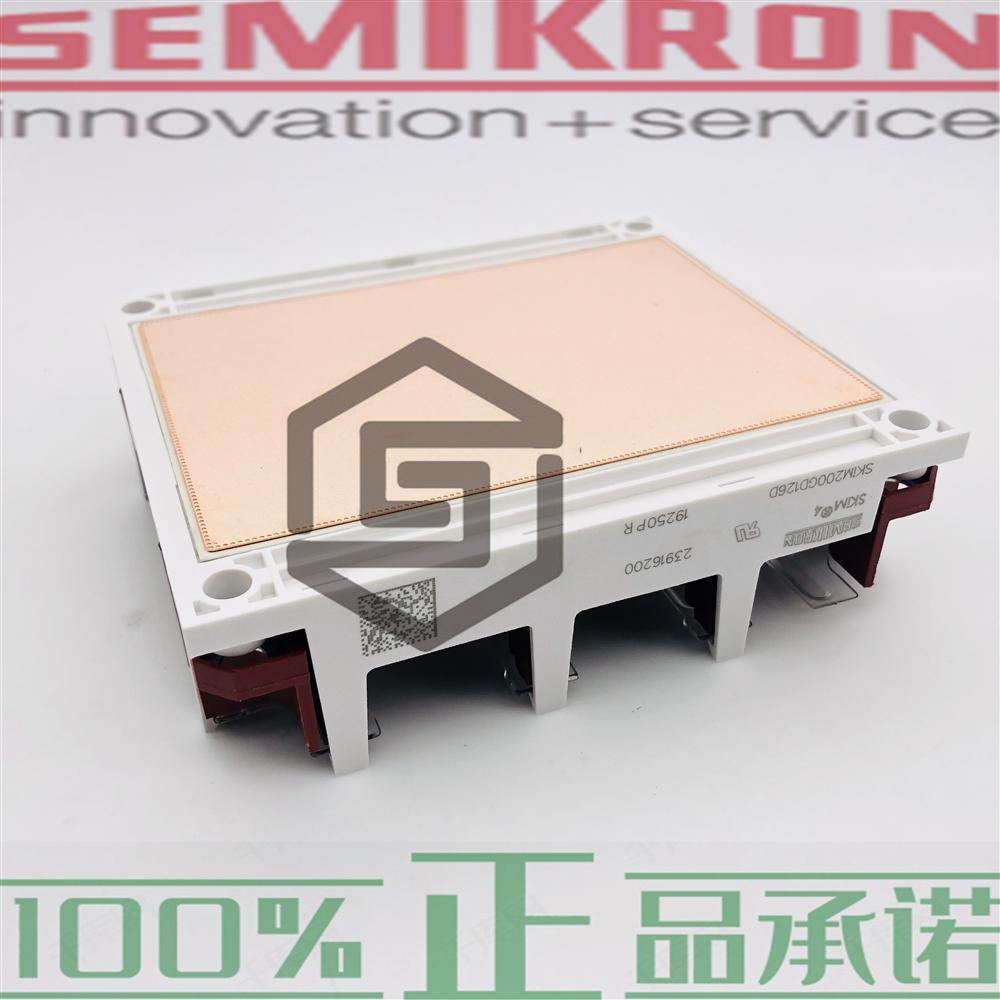供应 SEMIKRON赛米控进口SKiM300GD126DL06159-SKiM300GD126D原装模块