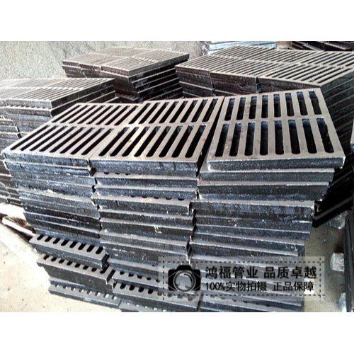 球墨铸铁窨井盖铸造厂 鸿福管业 C250级球墨铸铁窨井盖销售处