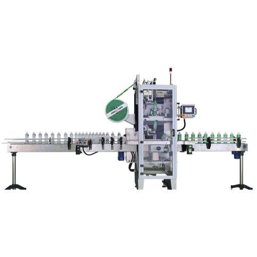 高速全自动套标机 腾卓机械 矿泉水全自动套标机厂家