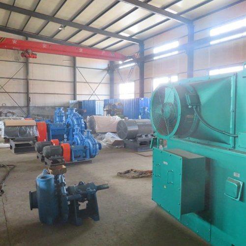 洗煤厂渣浆泵 沐阳泵业 洗煤厂渣浆泵配件