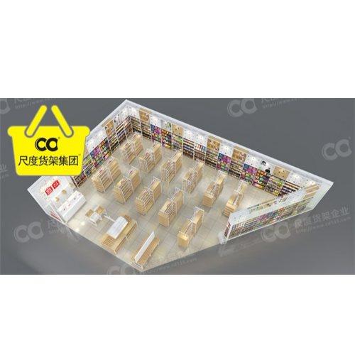 河北省耳环饰品 内蒙耳环饰品方案设计 伶俐货架精品店装修货架