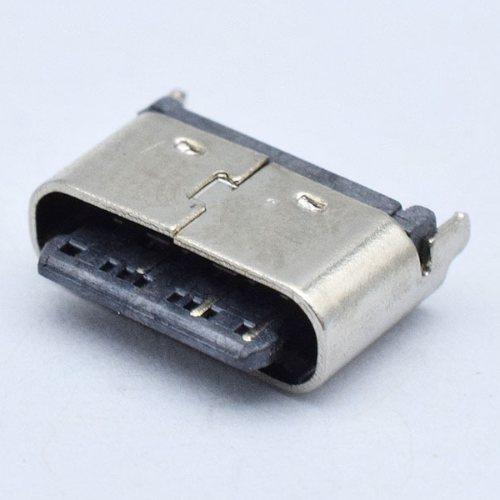 TYPE-C立插连接器供应商 志顺电子