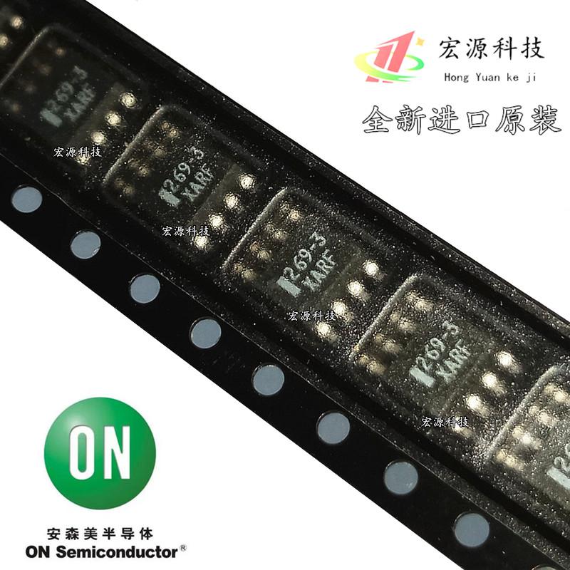 MC33269DR2-3.3G SOP8 269-3 線性穩壓器