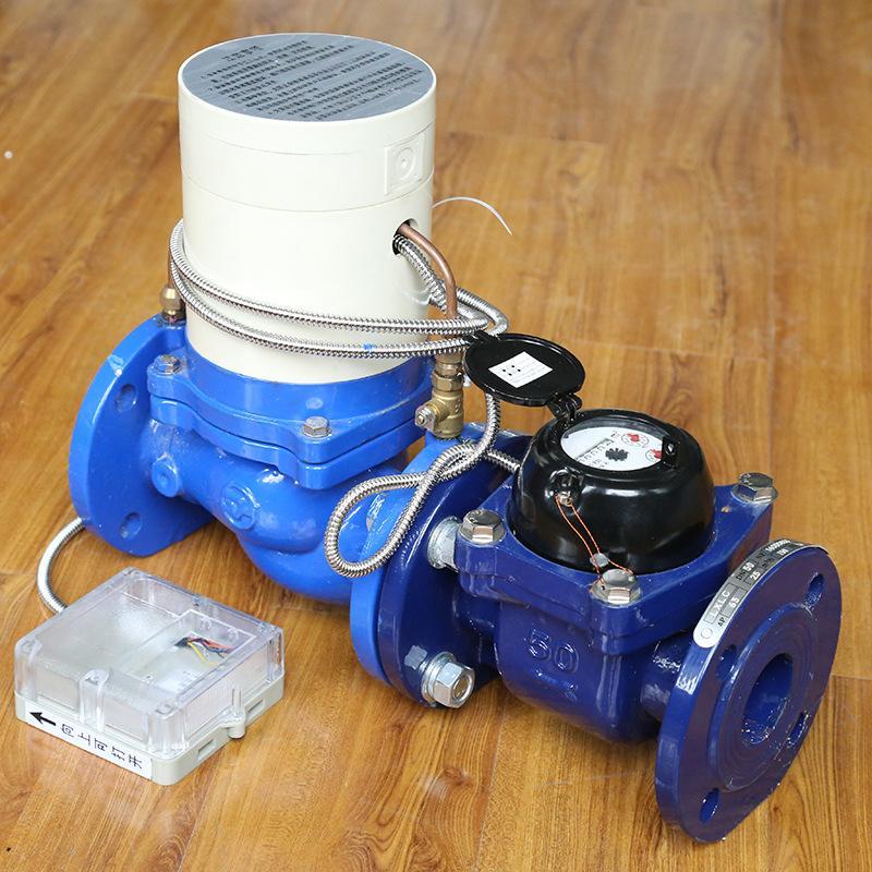 法兰式水表 专业供应商 荣现水表 生产商供应