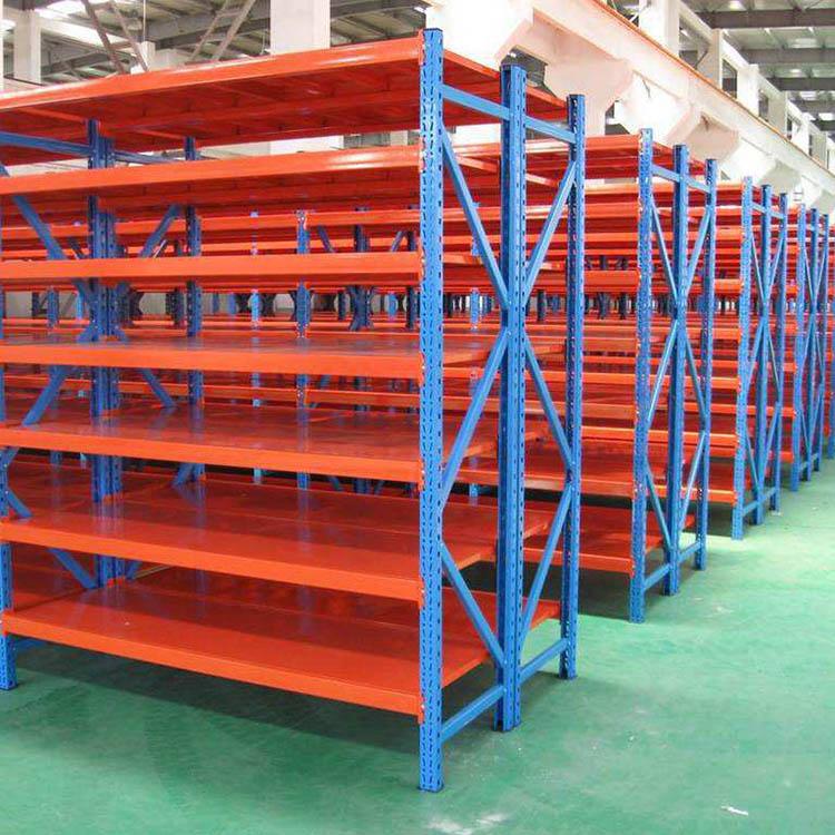 专业中量型货架生产 瑞远 专业中量型货架定制