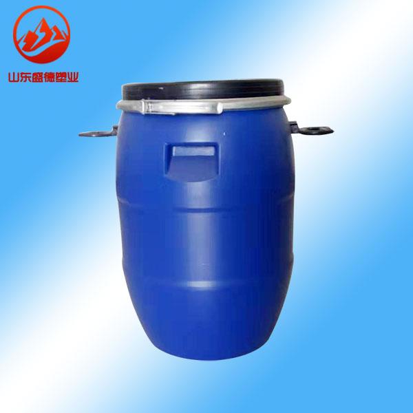 饶阳50升包箍桶50千克铁卡子塑料桶油墨桶乳液桶安平50公斤桶