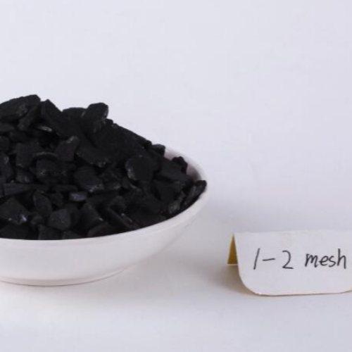 食品级椰壳活性炭专业生产销售 九泽