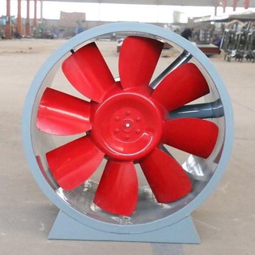 车库高温排烟风机风速 HTF-D1高温排烟风机生产 晨悦10年生产