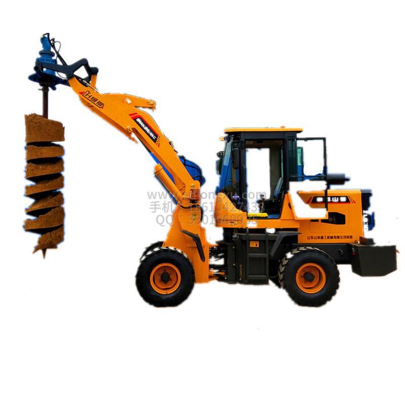 树苗挖坑机挖坑机厂家直销车载挖坑机60挖坑机龙绪