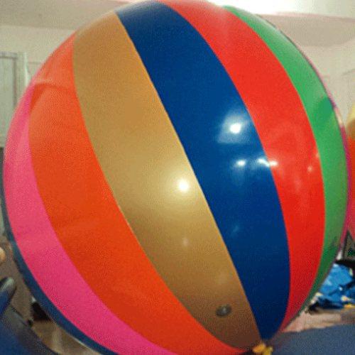 乐飞洋商城布置氦气球批发 乐飞洋 优质商城布置氦气球充