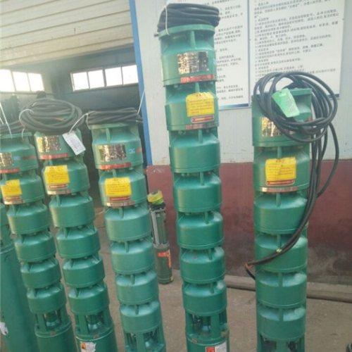 QJ型深井潜水电泵公司报价 河北冀泵源 QJ型深井潜水电泵图片