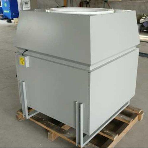 德州高大空间采暖机组 循环加热机组热销 通昊 高大空间冷暖机组