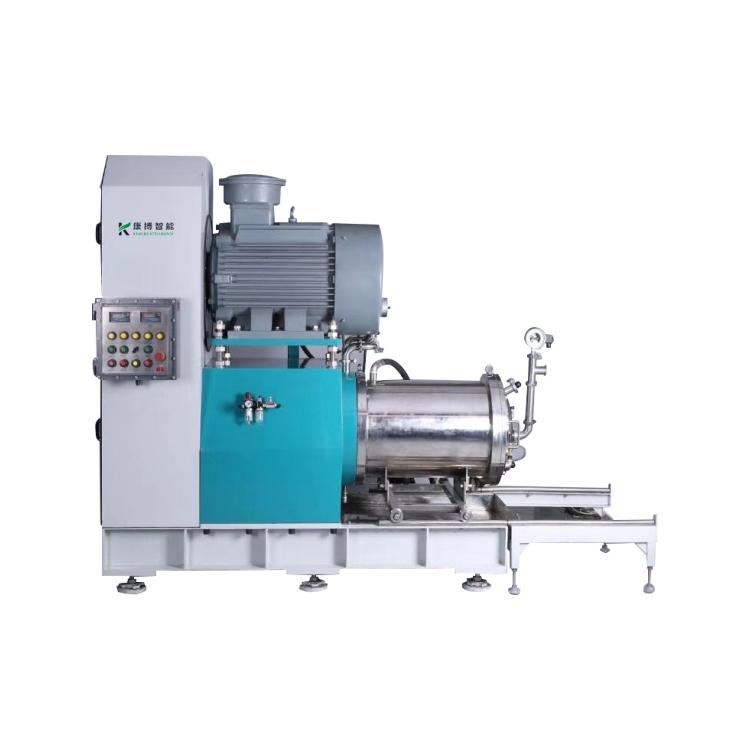 纳米涡轮砂磨机 高效涡轮纳米砂磨机 工业漆 金属漆专用