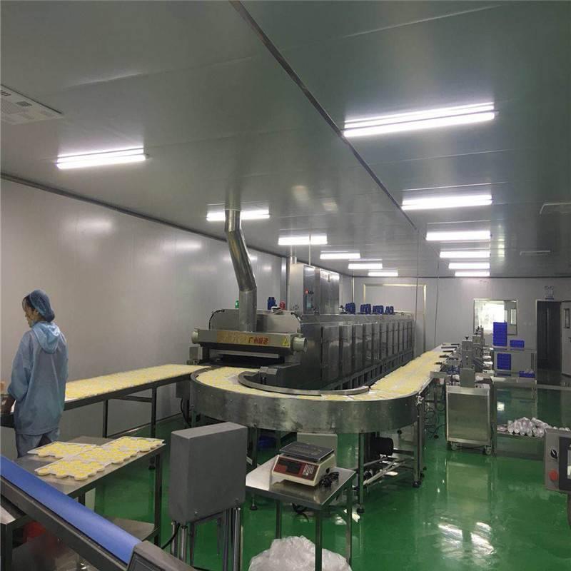 广州极速隧道式液氮速冻机生产厂家