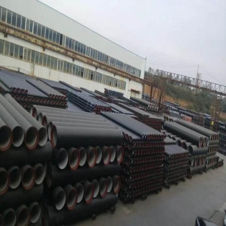 国标铸铁管厂价直销 铸铁管现货 给水用铸铁管批发 鸿福