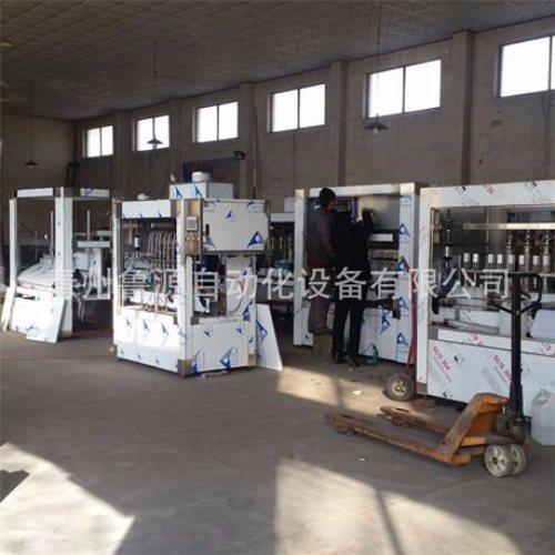 青州鲁源灌装 大型白酒灌装机灌装线 青州白酒灌装机灌装线