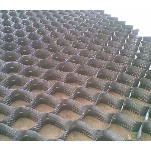 塑料土工格室供应商 大广新材料 压花土工格室常用规格
