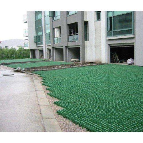 hdpe植草格 停车场植草格用途 大广新材料 蜂巢植草格规格