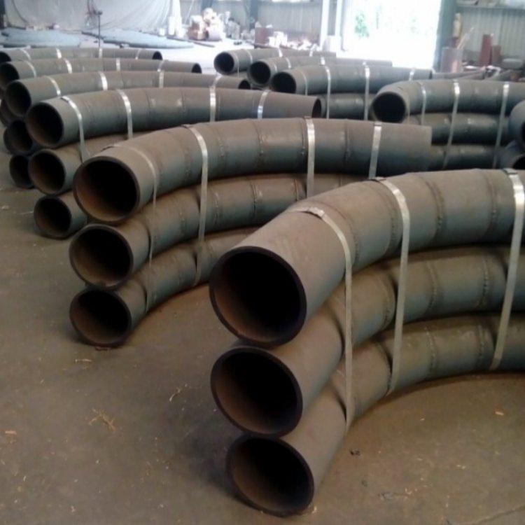 刚玉复合陶瓷钢管现货 自蔓燃复合陶瓷钢管供应 旭盈