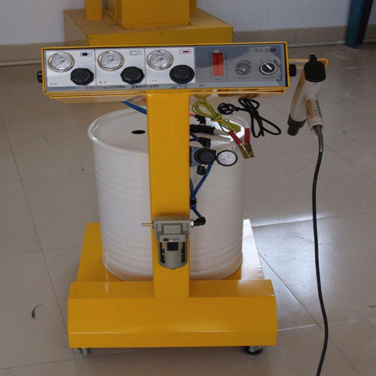 泰安静电喷涂流水线设备批发 浩伟 天津静电喷涂流水线设备供应商