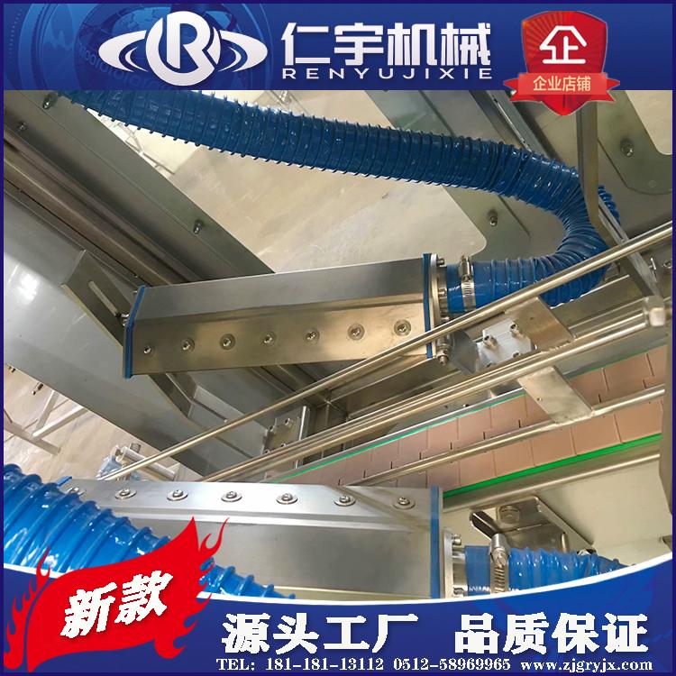 风刀式吹干机 直线式强力烘干吹水机 可以定做 厂家直销