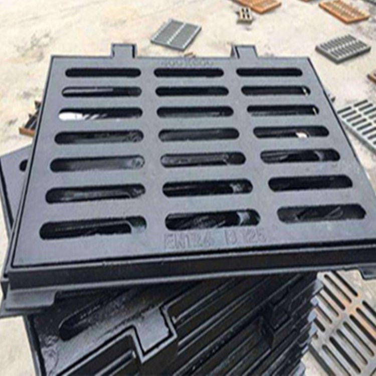 球墨铸铁铸铁沟盖板 启明 球墨铸铁沟盖板批发 铸铁沟盖板批发