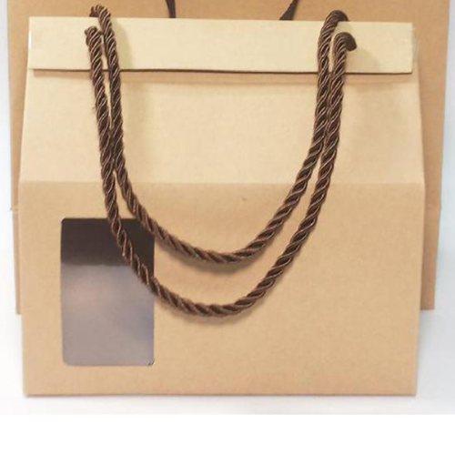 河北牛皮纸包装袋加工 内蒙牛皮纸包装袋定做 同舟包装