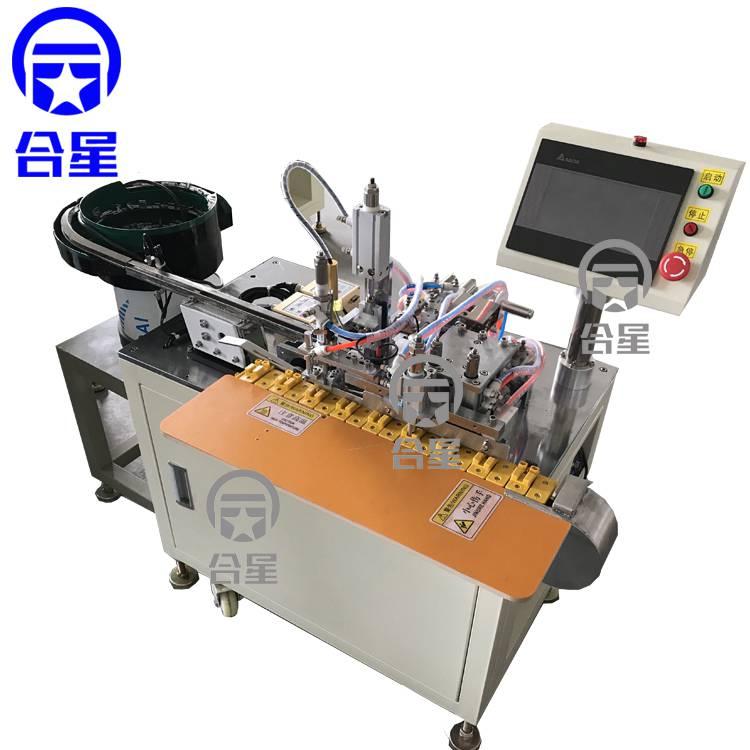 厂家直销自动化苹果数据线焊接设备Type-c数据线焊接机器人