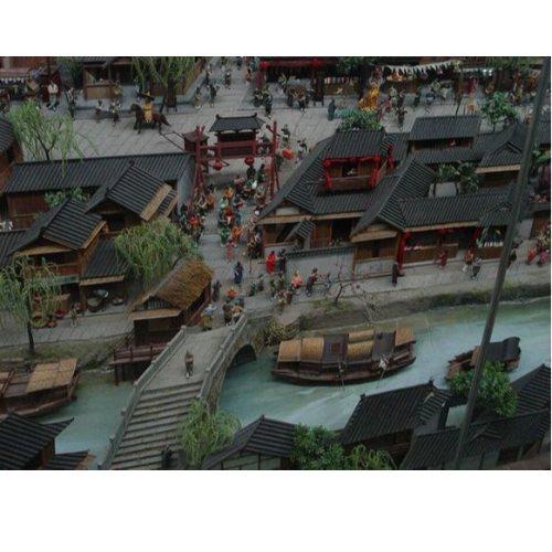 湖南智慧科技沙盘模型公司 沅呈模型