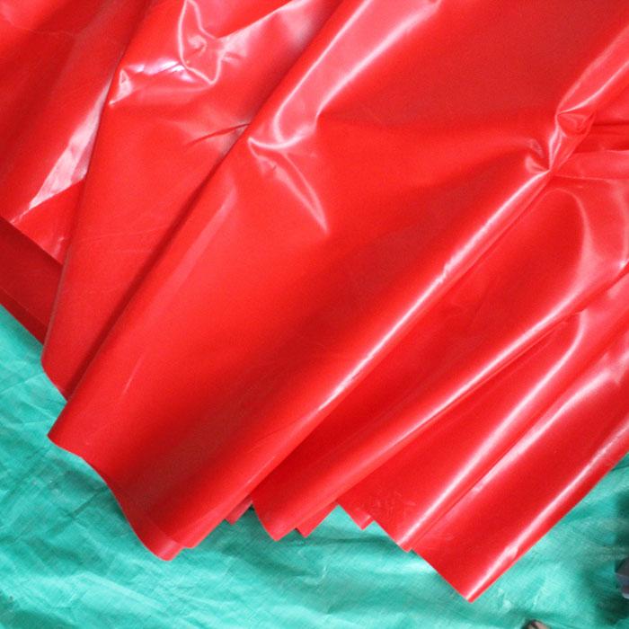 刀刮布篷布定制 鲁耐 加厚耐磨篷布制造 刀刮布篷布直销