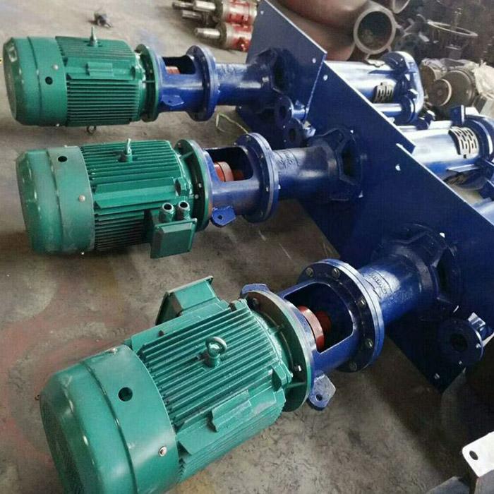 农用pv液下渣浆泵报价 农用pv液下渣浆泵定做 双润