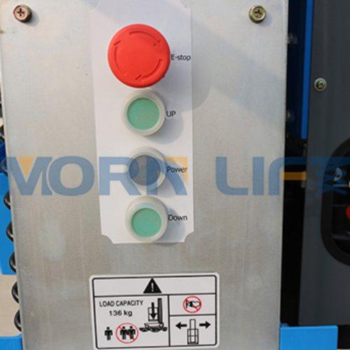 河北双柱铝合金便宜 MORN LIFT 广州双柱铝合金