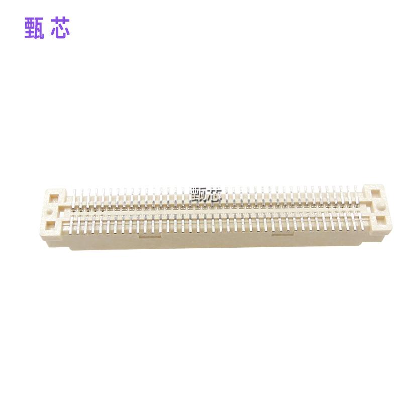 供应5177984-3 0.8mm间距80PIN板对板连接器