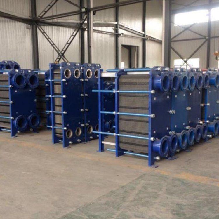 旭辉 板式换热机组制造厂家 家用板式换热机组定做