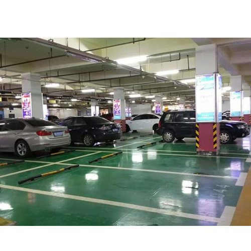 地下停车场地坪漆 地下停车场地坪报价 鑫云装饰