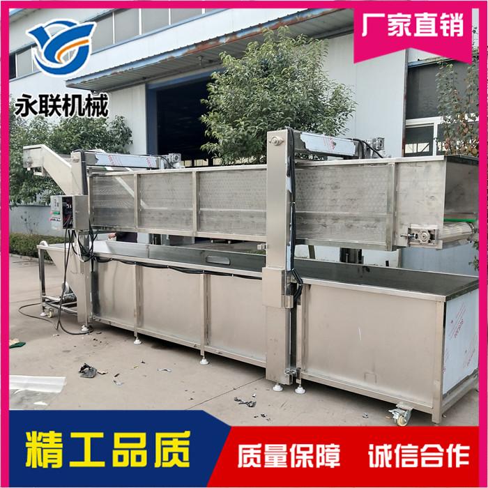 鸭翅解冻机质量保证 鸭爪解冻机哪里有 永联 商用解冻机