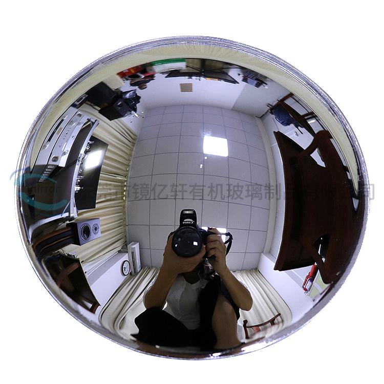 室外交通广角镜  道路广角镜  凸球面镜  直径29球面镜  凹凸镜防盗镜